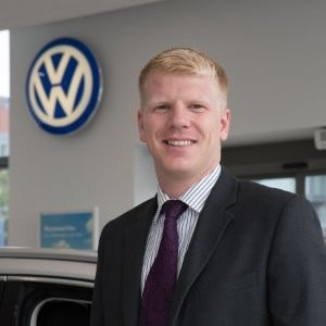 Jamie Watts Car Sales Manager of the Year 2018